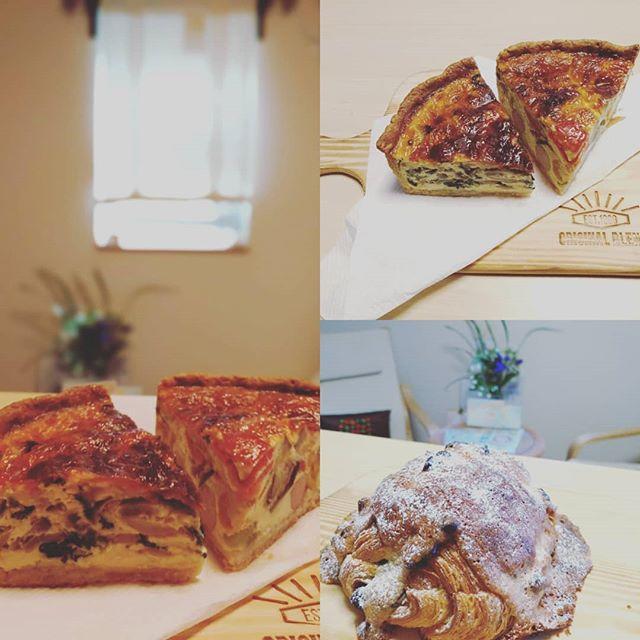 ブーランジェリーコフレさんのパン&キッシュ